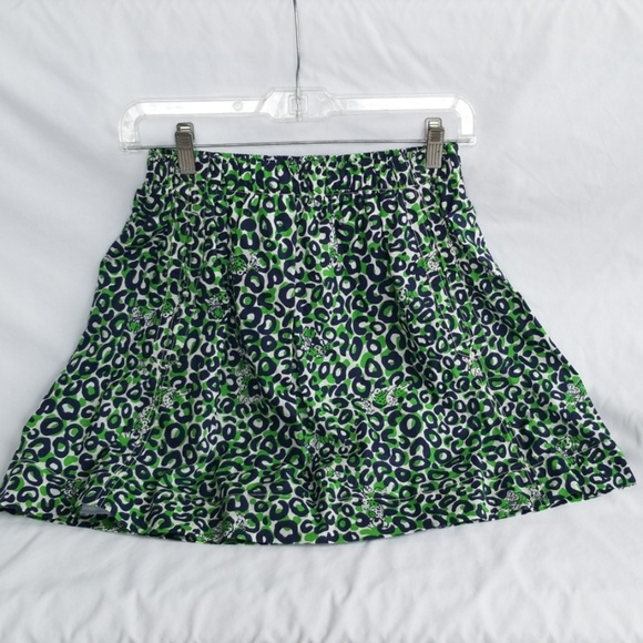 Lilly Pulitzer Dresses & Skirts - Lilly Pulitzer Blue Green Skirt Size Small